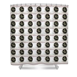 Acrea Viola Shower Curtain