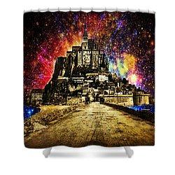 Enchanted Kingdom Shower Curtain