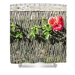 Floral Escape Shower Curtain