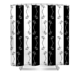 Organic Enhancements 9 Shower Curtain