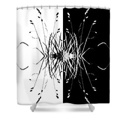 Organic Enhancements 10 Shower Curtain