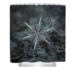 Shower Curtain featuring the photograph Stars In My Pocket Like Grains Of Sand by Alexey Kljatov