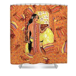 Bharat Shower Curtain
