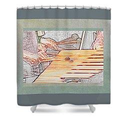 Toccata - Shower Curtain