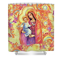 Blessing Of The Light Shower Curtain
