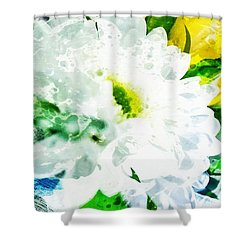 I Will Be Glad And Rejoice In Thee Shower Curtain