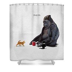 I Should, Koko Shower Curtain