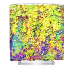 Whatever You Do Work Heartily Colossians 3 23 Shower Curtain