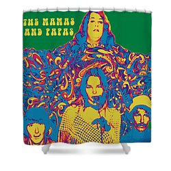 The Mamas And Papas Shower Curtain