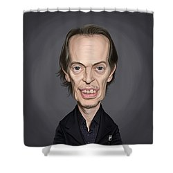 Celebrity Sunday - Steve Buscemi Shower Curtain