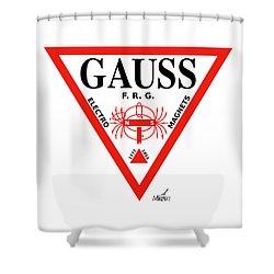 Gauss Shower Curtain