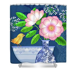 Cultivate Kindness Shower Curtain