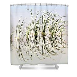 Graceful Grass Shower Curtain