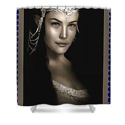 Arwen Undomiel Shower Curtain
