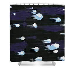 As Angels Fall Shower Curtain