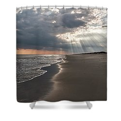 As Far As - Shower Curtain