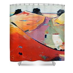 As I See It Shower Curtain
