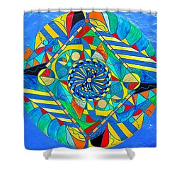 Ascended Reunion Shower Curtain