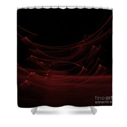 Ascension  Shower Curtain by Xn Tyler