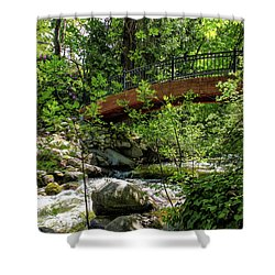 Ashland Creek Shower Curtain