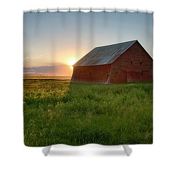 Ashton Barn Shower Curtain