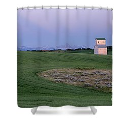 Ashton Evening Shower Curtain