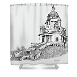 Ashton Memorial Shower Curtain