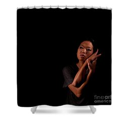 Asian Beauty 1284569 Shower Curtain