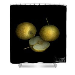 Asian Pears Shower Curtain