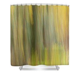 Aspen Blur #2 Shower Curtain