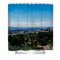 Assisi Shower Curtain