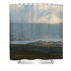 Assynt Shower Curtain