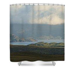 Assynt Shower Curtain