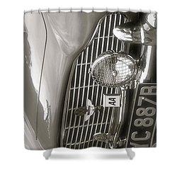 Aston Martin Db5 Smart Phone Case Shower Curtain