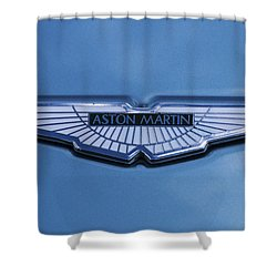 Aston Martin Shower Curtain