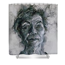 At 70 Shower Curtain