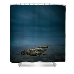 At Dawn Shower Curtain