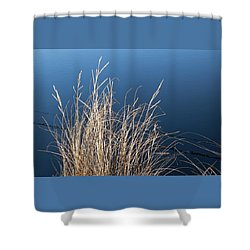 At The Edge - Shower Curtain