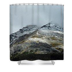 Athabasca Glacier No. 3-1 Shower Curtain