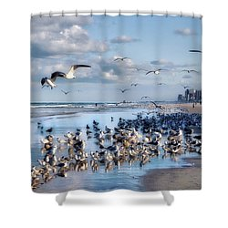 Atlantic Shower Curtain