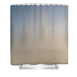 Atlantic Sunrise 2 Shower Curtain by Kevin Blackburn