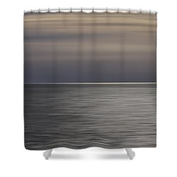 Shower Curtain featuring the photograph Atlantic Sunrise  by Kevin Blackburn