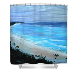 Atlantis Shower Curtain