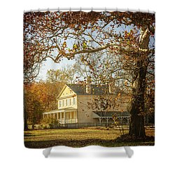 Atsion Mansion Shower Curtain