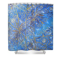 Attracting What You Want Shower Curtain