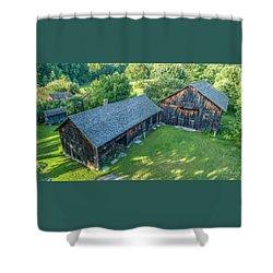 Atwood Farm Shower Curtain
