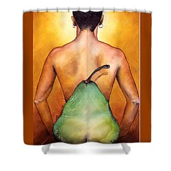 Au Naturel Shower Curtain
