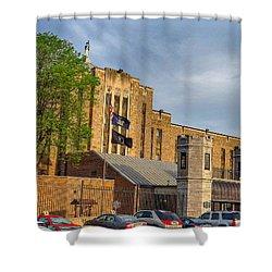 Auburn Correctional Facility Shower Curtain