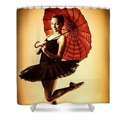 Audrey Would 2 Shower Curtain