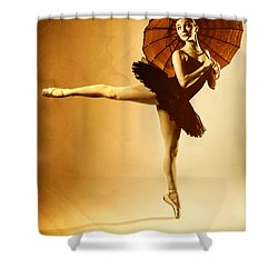 Audrey Would 4 Shower Curtain